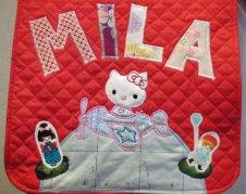 Kindergarden bag Hello Kitty