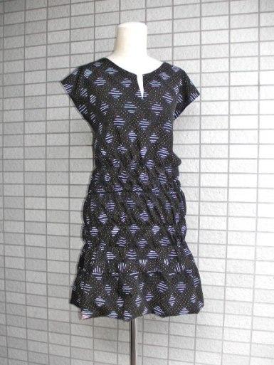 Cotton Mini Summer Dress