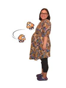 Ordermade-maternity-dress