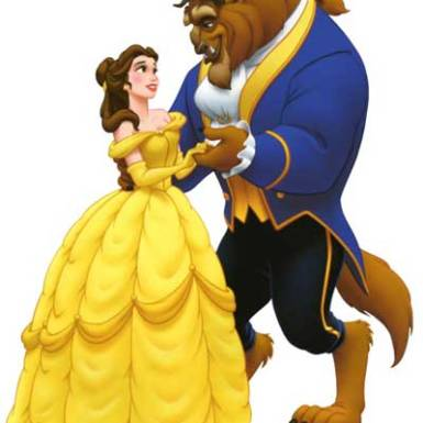 Beauty and the Beast, Bell's Golden Dress