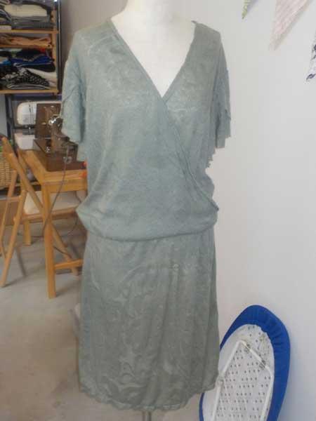 Lacy-Wool-Dress