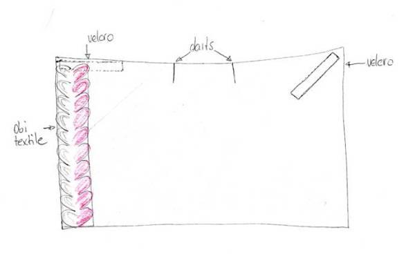 Rectangle-Skirt
