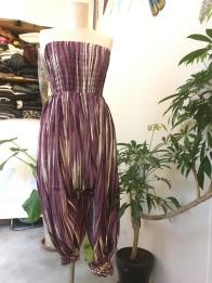 Kimono-Re-Make Jumpsuit