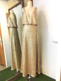 Golden Sequences Dress 45.000
