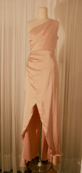 Rose Silk Dress 40.000