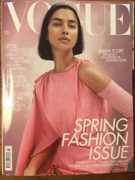 Vogue Cover March 2020