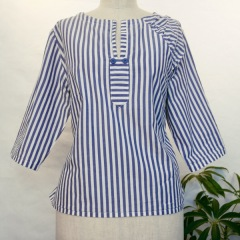 Blouse with Gatherings