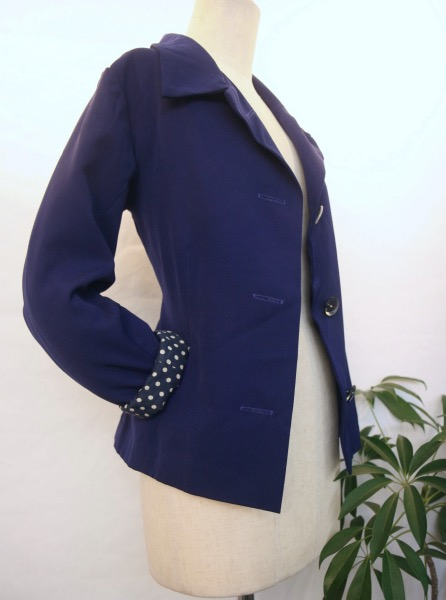 "The ""Be-Dressed"" Jacket"