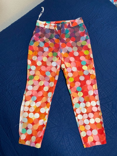 Upcycle a pair of trousers