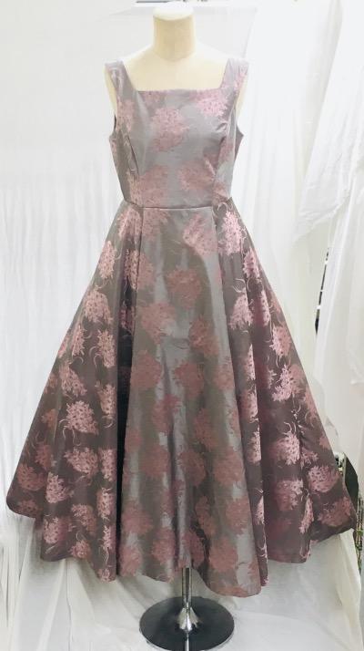 Thai Silk Dress