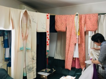 Our kimonos